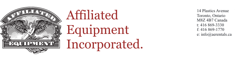 Affiliated Equipment Inc. Logo